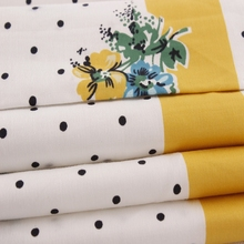 textile china supplier wholesale 100% cotton digital printing fabric