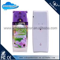 manual pure digital air freshener dispenser