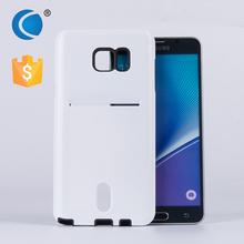 Newest design super light antiskid&combo case /rugged case for samsung galaxy note 5 case