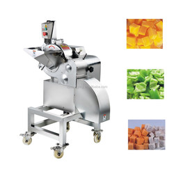 HYTW-800 3D Industrial kitchen equipment vegetable dicing ,cubing machine