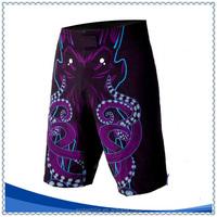 2015 latest design full sublimation custom half short sport jogger pants for men with velcro