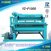 egg box making machine/ Bottle Tray Making equipment/small egg tray machine price