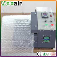 Automatic and best power system and new condition of Air plastic air cushion film machine for sale