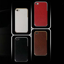 2015 Wholesale Best price Best price phone accessory fashion genuine leather mobilephone case for iphone 5