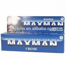 2015 vendita calda! Maxman ingrandimento del pene crema e sesso valorizzazione gel per i maschi