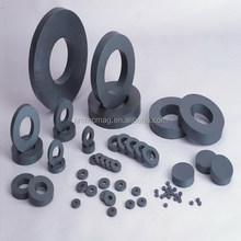 Ferrite ring magnet,Ferrite arc magnet, Large speaker magnet