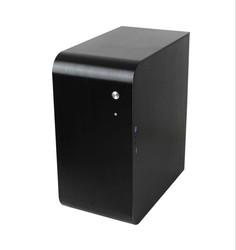 Auminum Alloy Computer Case Mini ITX Computer Case desktop Micro Computer Case HTPCPC Case /ITX CASE/Micor case M1 Black