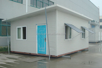 shipping living container prefabricated house assembled/container houses cost