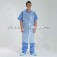 CE ISO factory pe plastic medical apron