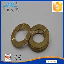 Standard brass copper gasket washer for CATEpillar excavator
