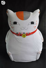 NEW Giant Natsume Cat Double Bed Sleeping Bag