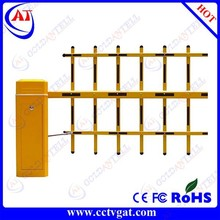 Aluminum barrier arm gate fence pole automatic fence parking barrier