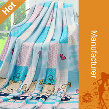 High Quality Wholesale Customized Super Soft As Knitting Baby Blankets