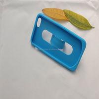 Oem design custom silicone case for iphone 6
