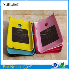 back cover for Nokia C3 , phone case back cover for Nokia C3
