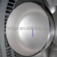 ASME JIS 316 L stainless steel spherical end cap/pipe cap with asme din jie gost gb standard