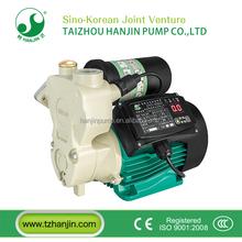 smart numerical control self-priming pump