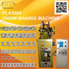 Jewelry Making Machine with Plasma for Curb Chain