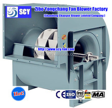 100 Horsepower FRP Chemical Fume Scrubber Blower Exhaust Fan/Exported to Europe/Russia/Iran