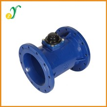 Agriculture flow water meter small impeller LXLC-300E