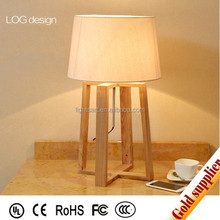 2015 Modern Design Wood Table lamp shade for Home Decoration