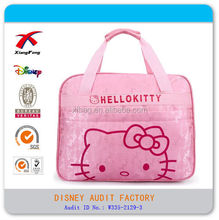 Girl hello kitty bags, cut hello kitty luggage, student hello kitty wholesale