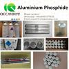 Hot sale Fumigation Inseticide/Rodenticide Aluminium phosphide/Phostoxin 56%TB 57%TB 85%TC