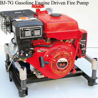 45M Portable Fire Pump