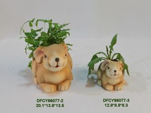 potted plants desktop flower pots planters radiation protection bonsai pot ceramic