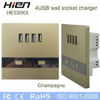 USB wall socket and switch 240v for Australia