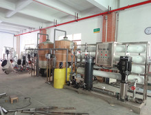 manufactory water filter system plant /machine 7 t/h with water purification plant cost