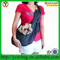 Pets Sling Carrier Pet Dog Cat Carrier Pet Cloth Totes Single Shoulder Bag