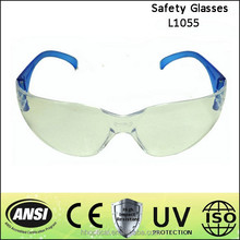 AS/NZS Middle Impact Resistant Industrial Safety Goggles