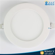 2015 new year hot sale good service 18w round led panel lighting use indoor