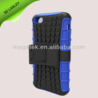 Cell phone case tpu+ pc 2 in 1 stand protective case for iphone 5c, for iphone 5c case hybrid with stand,for iphone case