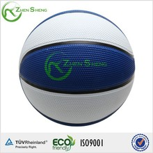 Zhensheng Wholesale Low Price Promotional Small Rubber Basketball