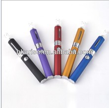 Wholesale price bottom coil and rebuildable atomizer colorful evod vaporizer pen