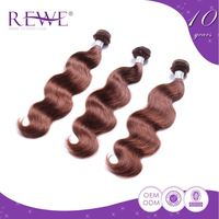 Custom Fit Clean And No Smell Best Human Hair Extensions Dye Coffee Color Generator