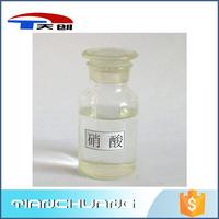 colorless liquid uses of nitric acid 68%
