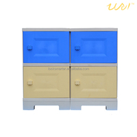 ABS Plastic Shoe Lockers