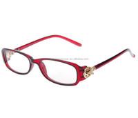 Gold animal head logo pc wholesale eyeglasses frames