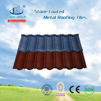 color stone coated roof tile with competitive price