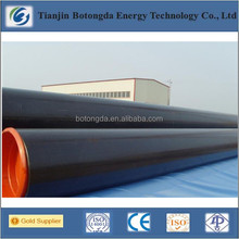 API 5L seamless steel line pipe Oil and Gas Welded Line Pipes