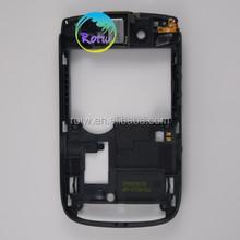 Wholesale for blackberry 9800 mobile phone back housing black