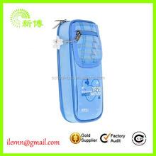 Wholesale Blue Cool Pencil Bag
