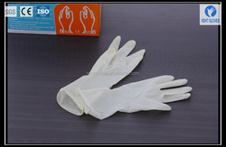 Latex Sterile Powdered/Powder free Surgical Gloves