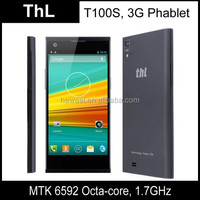 THL T100S Ironman 32GB Black, 3G Phablet, GPS + AGPS, Android 4.2.2, MTK6592 1.7GHz Octa Core, RAM: 2GB, etc.