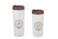 480ml food grade material mugs with pull-off lid
