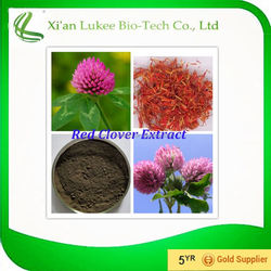 Healthy Product for Women Red Clover Extract Powder with best price in bulk