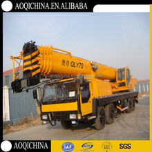 Chinese Factory Supply Hot Sales AOQI 70 Tons Hydraulic Mobile Crane